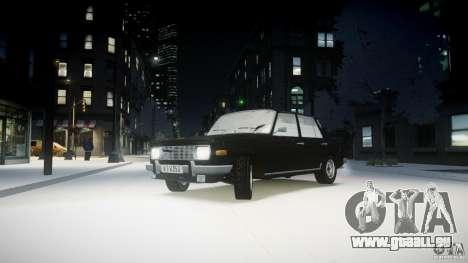 Wartburg 353 W Deluxe pour GTA 4