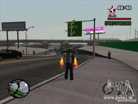 Ein neuer Flughafen in San Fierro für GTA San Andreas zweiten Screenshot