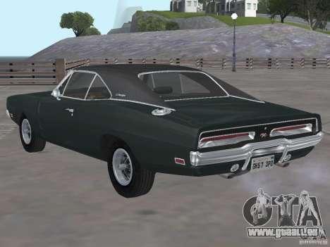 Dodge Charger 1969 für GTA San Andreas linke Ansicht