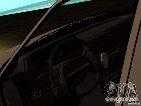 VAZ-21103 für GTA San Andreas rechten Ansicht