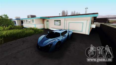 ENBSeries by egor585 pour GTA San Andreas sixième écran