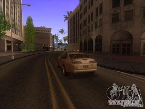 0,075 ENBSeries für schwache PC für GTA San Andreas her Screenshot