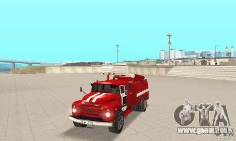 Incendie ZIL-130 pour GTA San Andreas