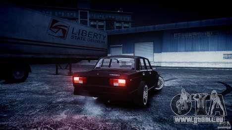 VAZ 2105 Drift für GTA 4 linke Ansicht