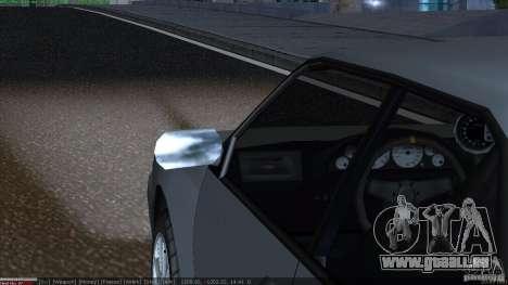 Nouveaux phares au xénon pour GTA San Andreas deuxième écran