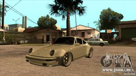 Porsche 911 Turbo 1982 für GTA San Andreas