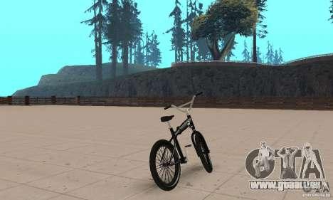 Puma MT Bike pour GTA San Andreas laissé vue