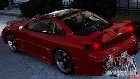 Dodge Stealth Turbo RT 1996 für GTA 4 linke Ansicht