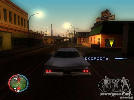Autopilot für PKW für GTA San Andreas