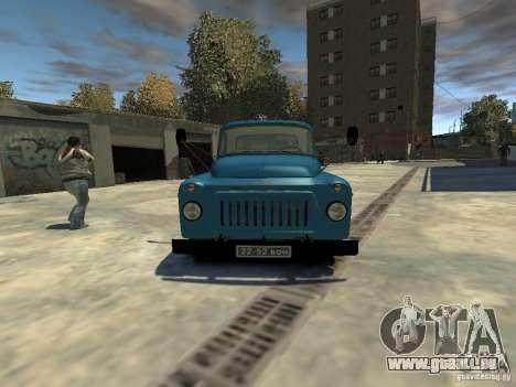 GAZ 52 HotRod für GTA 4 rechte Ansicht