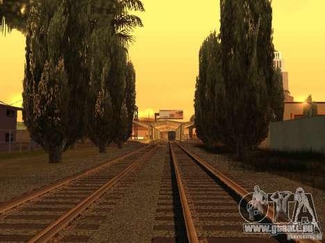 Unity Station für GTA San Andreas fünften Screenshot
