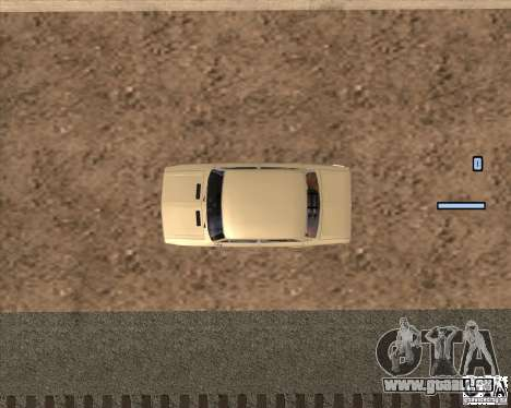 VAZ 2103 für GTA San Andreas rechten Ansicht