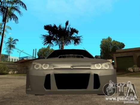 VAZ 2109 Tuning für GTA San Andreas rechten Ansicht
