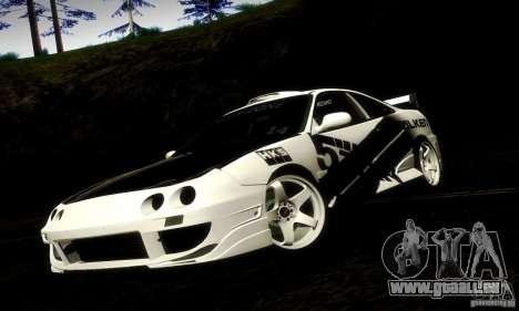 Acura Integra Type R pour GTA San Andreas