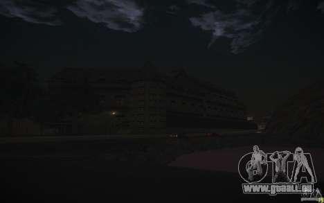 House Mafia pour GTA San Andreas quatrième écran