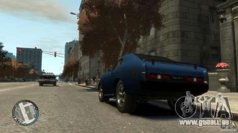 Mini Dukes für GTA 4 hinten links Ansicht