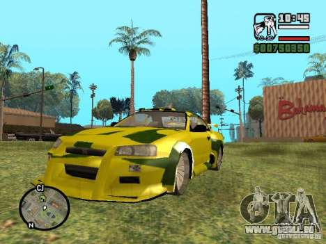 Nissan Skyline 2Fast 2Furious NEW pour GTA San Andreas
