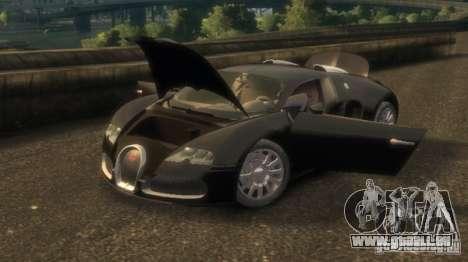 Bugatti Veyron 16.4 v3.1 für GTA 4 linke Ansicht