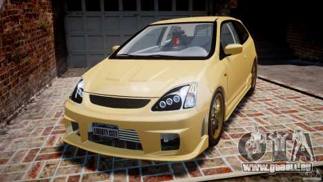 Honda Civic Type R 2005 für GTA 4