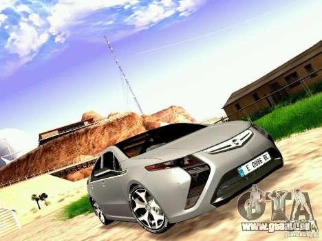 Opel Ampera für GTA San Andreas