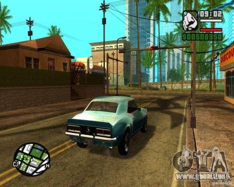 ENBSeries 2012 für GTA San Andreas her Screenshot