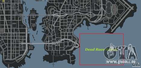 Dead Race Island für GTA 4 fünften Screenshot