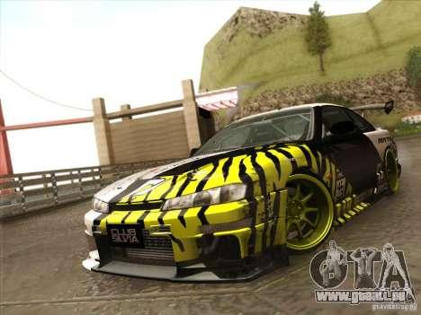 Nissan 200SX S14A für GTA San Andreas