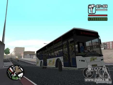 LAZ InterLAZ 12 pour GTA San Andreas
