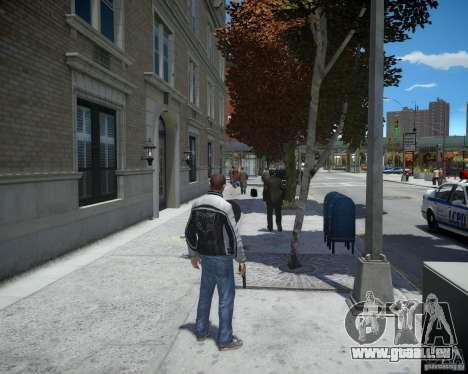 Dead Eye für GTA 4 dritte Screenshot