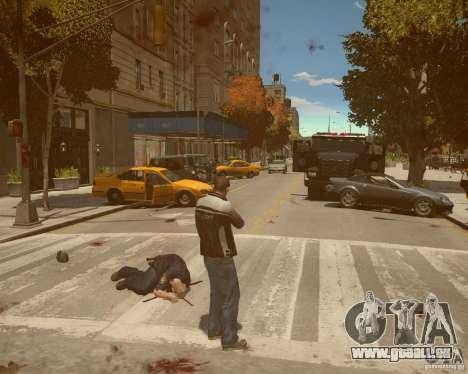 Dead Eye 2 pour GTA 4 secondes d'écran