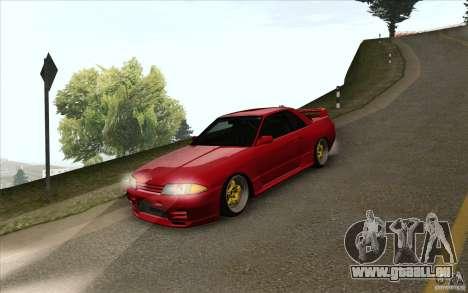 Nissan Skyline GTR-32 StanceWork für GTA San Andreas