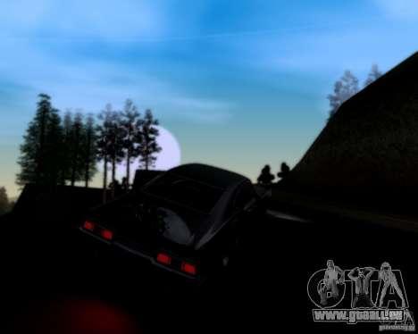 Super Natural ENBSeries für GTA San Andreas fünften Screenshot