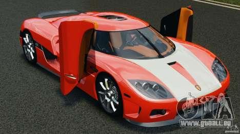 Koenigsegg CCX 2006 v1.0 [EPM][RIV] pour GTA 4