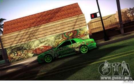 Elegy Toy Sport v2.0 Shikov Version für GTA San Andreas Seitenansicht
