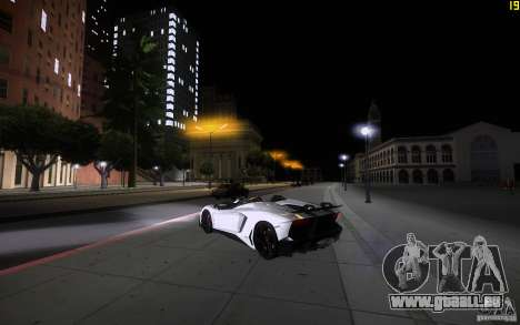 ENBSeries by Gasilovo Final Version pour GTA San Andreas quatrième écran