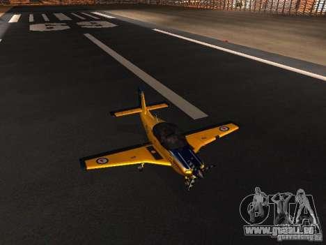 CT-4E Trainer pour GTA San Andreas vue de côté