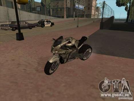 TLaD Double T Custom pour GTA San Andreas laissé vue