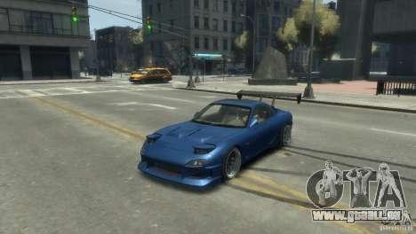 Mazda RX-7 FD3s für GTA 4