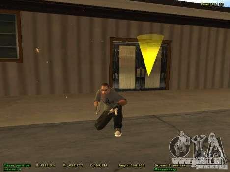 DMX für GTA San Andreas