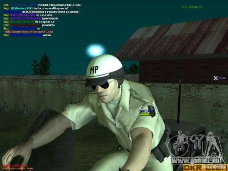 HQ texture for MP pour GTA San Andreas cinquième écran