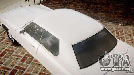 Dodge Monaco 1974 für GTA 4 Seitenansicht