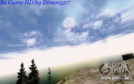 Sa Game HD pour GTA San Andreas
