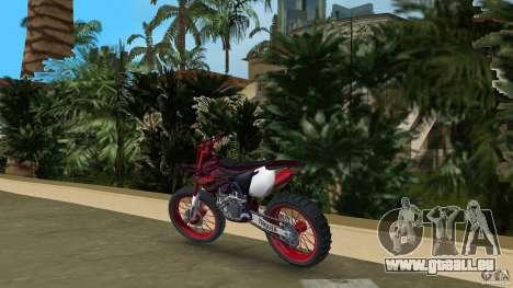 Yamaha v.2 für GTA Vice City zurück linke Ansicht