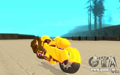 F.F. VII bike pour GTA San Andreas