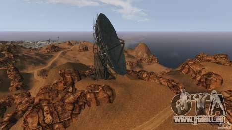 Red Dead Desert 2012 für GTA 4 sechsten Screenshot