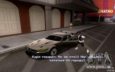 Classic Cars For Sale sur pour GTA San Andreas sixième écran