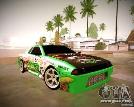 Elegy Toy Sport v2.0 Shikov Version pour GTA San Andreas vue de droite