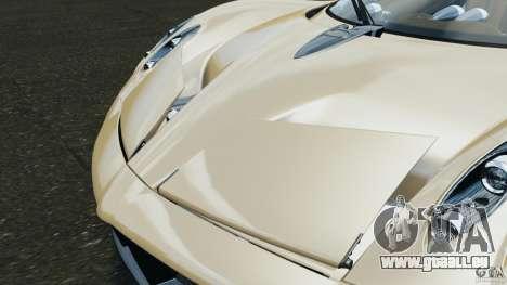 Pagani Huayra 2011 v1.0 [EPM] pour GTA 4 roues