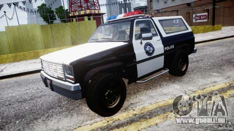 Declasse Rancher aus San Andreas für GTA 4