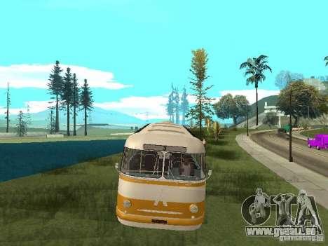 LAZ 695E für GTA San Andreas zurück linke Ansicht